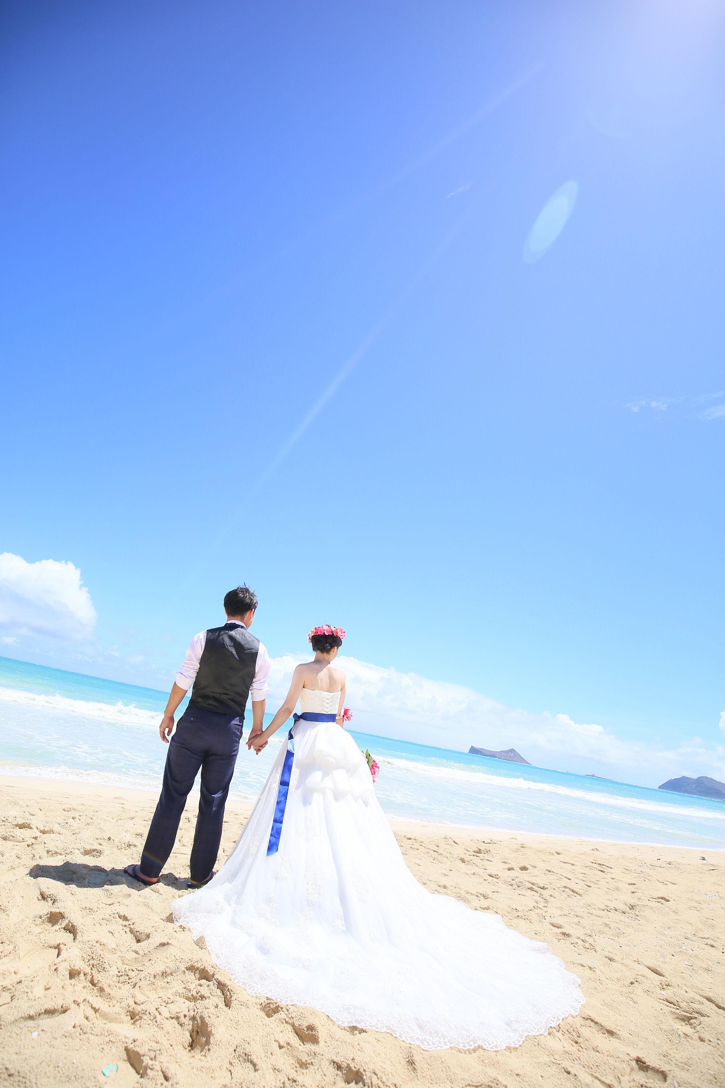 初めてのハワイ,ハワイウェディング,体験談,ハワイ婚,リノハワイ