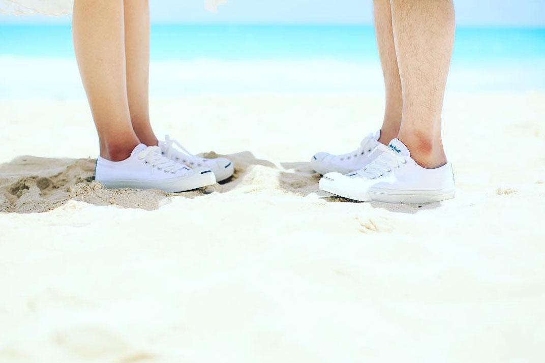 ハワイウエディングにおすすめシューズ,ハワイ婚,おススメ情報,知って得するコラム