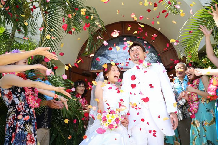 ハワイの人前式とは?ハワイウェディング,ハワイ婚,準備,チップのだし方