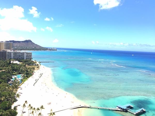 ハワイ絶景
