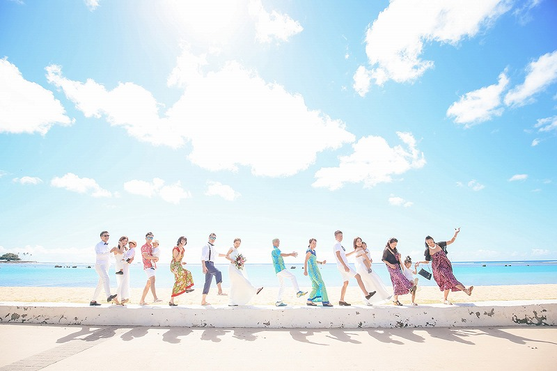 ハワイ挙式,フォトウェディング,ハワイ結婚式,ハワイウェディング,ハワイ写真,出張カメラマン,リノハワイ,お客様の声