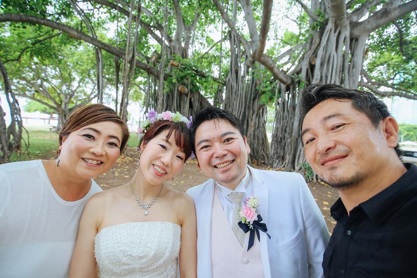 ハワイウェディング,ハワイ婚,プランナー,アパナミサ,ハワイ,ハワイ結婚式,評判,口コミ,お客様の声