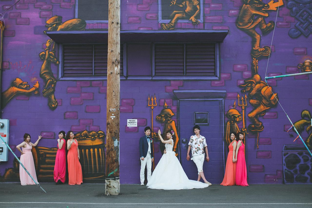 インスタ映えフォトプラン,リノハワイ,ハワイ結婚式,フォト,撮影,出張
