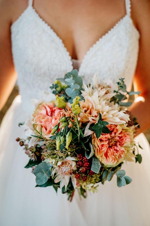 ブーケ,結婚式,ハワイウェディング,ドレス,提携,フォーシス,リノハワイ