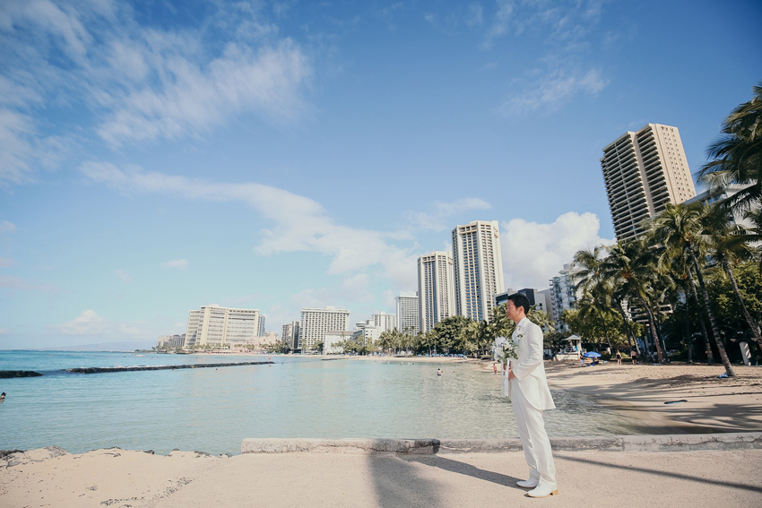 ファーストミート,ハワイ結婚式,ハワイウェディング,リノハワイ,