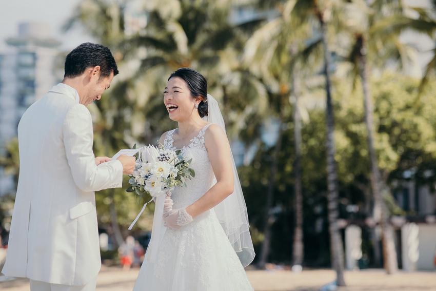 ファーストミート,リノハワイ,ハワイウェディング,ハワイ婚